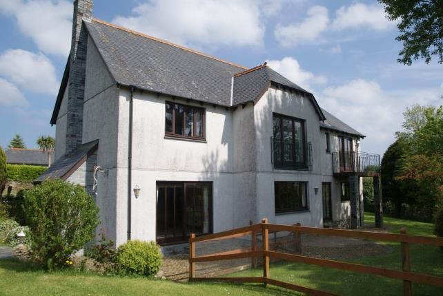 Thumbnail Detached house for sale in Tregonna, Little Petherick, Wadebridge