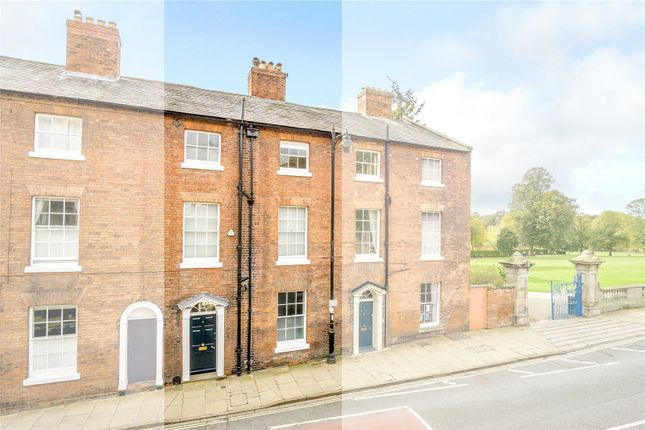 Thumbnail Terraced house for sale in St. Chads Terrace, Shrewsbury