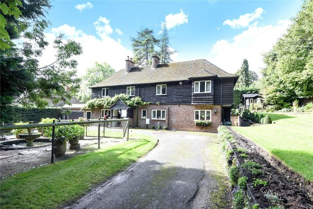 Thumbnail Detached house for sale in The Spinney, South Park Avenue, Chorleywood, Hertfordshire