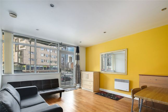 1 bed flat for sale in Gerry Raffles Square, Stratford, London E15
