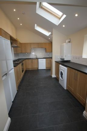 Thumbnail Terraced house to rent in Devonshire Place, Jesmond, Jesmond