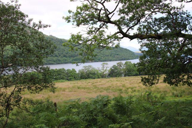 Thumbnail Land for sale in Tervine, Kilchrenan