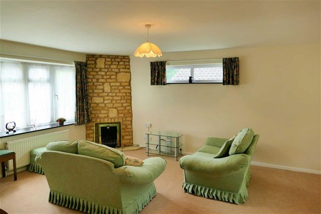 Thumbnail Detached bungalow for sale in Long Barrow Road, Calne