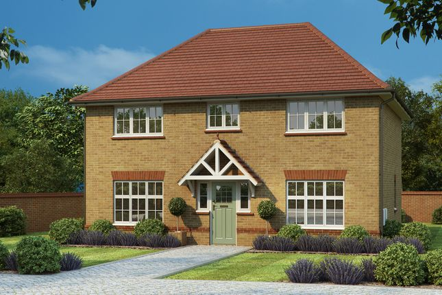 Thumbnail Detached house for sale in St Nicholas Mews, Ballards Walk, Basildon, Essex