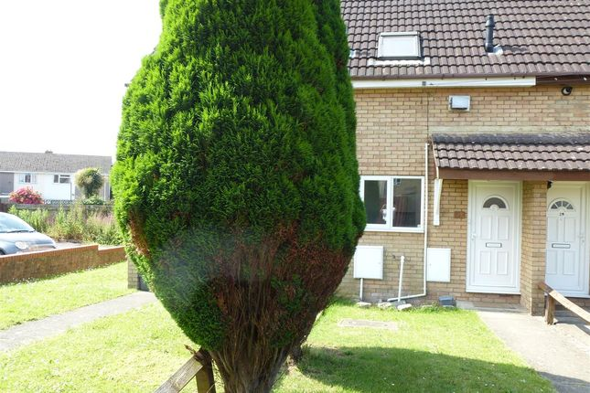 Thumbnail Terraced house to rent in Stafford Road, Caldicot