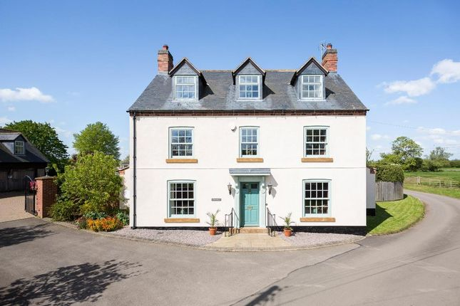 Thumbnail Detached house for sale in Clay Coton, Northampton