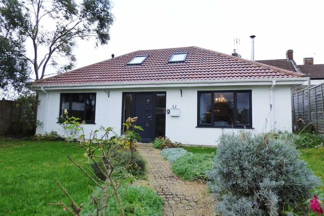 Thumbnail Detached bungalow for sale in Peartree Gardens, Bleadon, Weston-Super-Mare