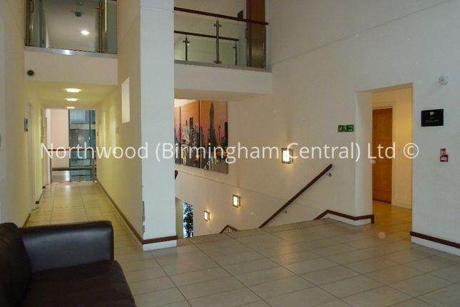 Thumbnail Flat to rent in Essex Street, City Centre, Birmingham