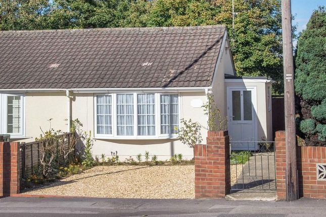 Thumbnail Bungalow for sale in Winchester Road, Shirley, Southampton