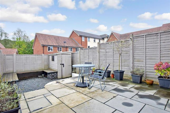 Thumbnail End terrace house for sale in Roman Lane, Southwater, Horsham, West Sussex