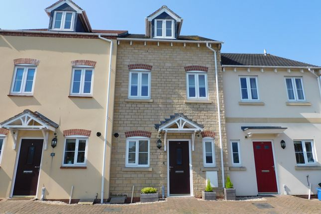 Thumbnail Terraced house for sale in Mitchell Gardens, Axminster