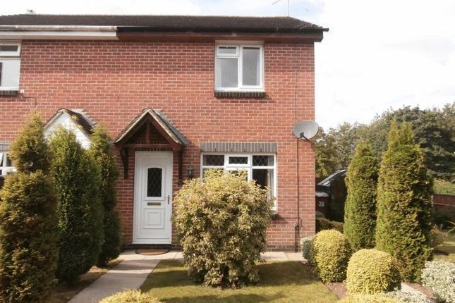 Thumbnail Semi-detached house for sale in Brookside, Barlestone, Nuneaton