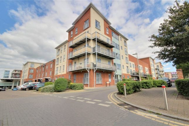 Thumbnail 2 bed flat to rent in Bosworth House, Battle Square, 1Al