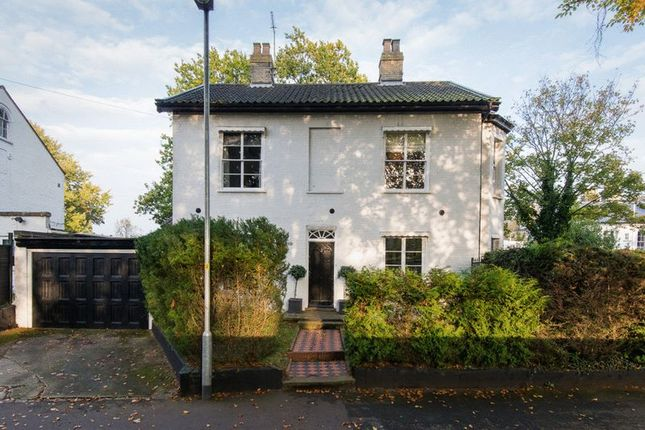 Thumbnail Detached house for sale in Mount Pleasant, Norwich
