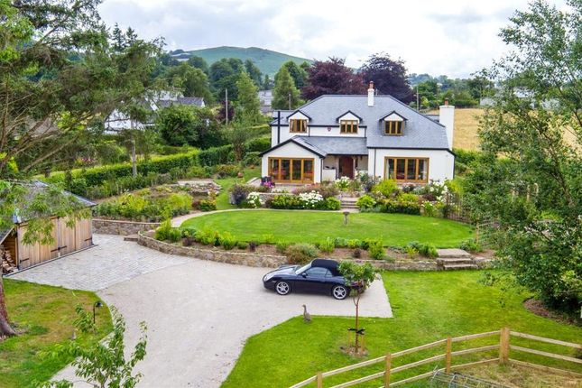 Thumbnail Detached house for sale in Chagford, Newton Abbot, Devon