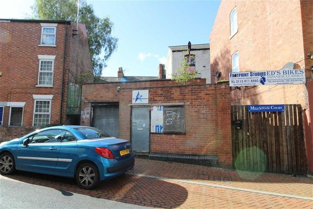 Thumbnail Land for sale in Peveril Street, Radford, Nottingham