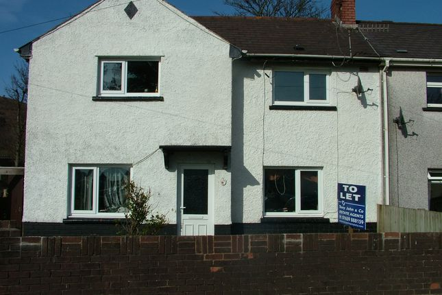 Thumbnail Terraced house to rent in Trefelin Crescent, Port Talbot