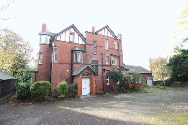 Thumbnail Flat for sale in Talbot Road, Oxton, Wirral