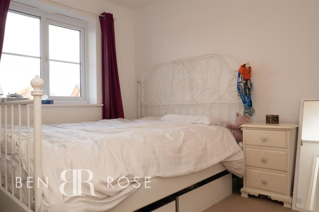 Bedroom Two of Assembly Avenue, Leyland PR25