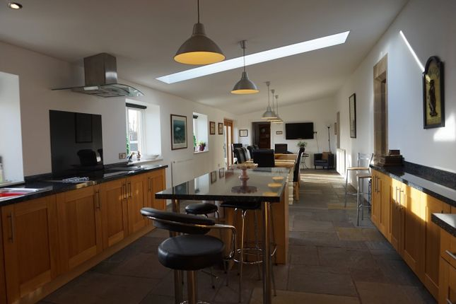 Thumbnail Detached house for sale in Ednam Road, Village Of Stichill, Kelso