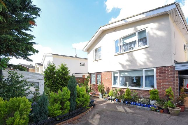 Thumbnail Detached house for sale in Silverthorne Drive, Caversham, Reading, Berkshire