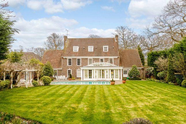 6 bed detached house for sale in Patmore Lane, Burwood Park, Hersham, Walton-On-Thames