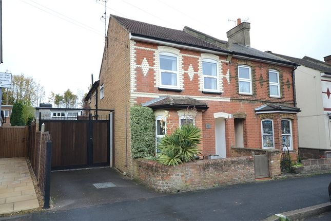 4 bed semi-detached house for sale in St. Georges Road, Aldershot, Hampshire