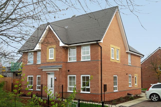 "Thumbnail Detached house for sale in ""Morpeth"" at Akron Drive, Wolverhampton"