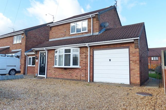 Detached house for sale in Drybread Road, Whittlesey, Peterborough