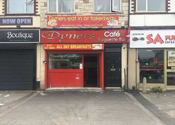 Retail premises to let in Bristol Rd South, Northfield