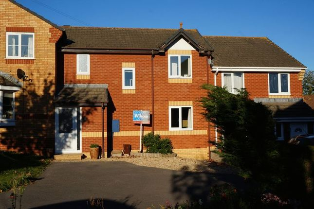 Thumbnail Terraced house for sale in Farriers Green, Monkton Heathfield, Taunton