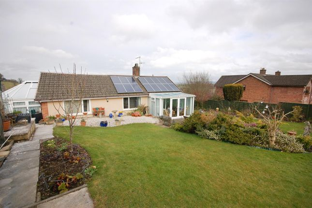 Thumbnail Detached bungalow for sale in Westfield, Dursley