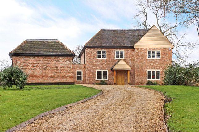 Thumbnail Detached house for sale in Twitchells Lane, Jordans, Beaconsfield, Buckinghamshire