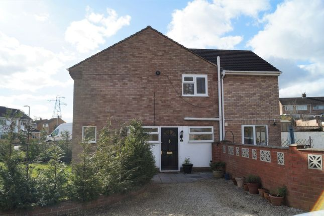 Thumbnail Semi-detached house for sale in Sapphire Crescent, Worcester