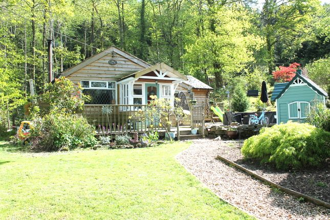 Thumbnail Detached house for sale in Llanidloes Road, Newtown
