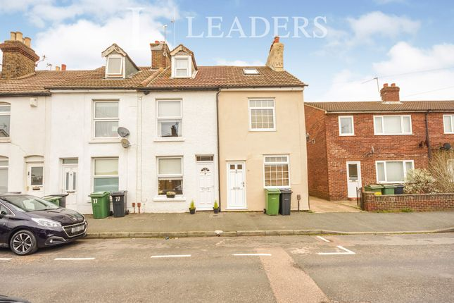 3 bed terraced house to rent in Gladstone Road, Penenden Heath, Maidstone ME14