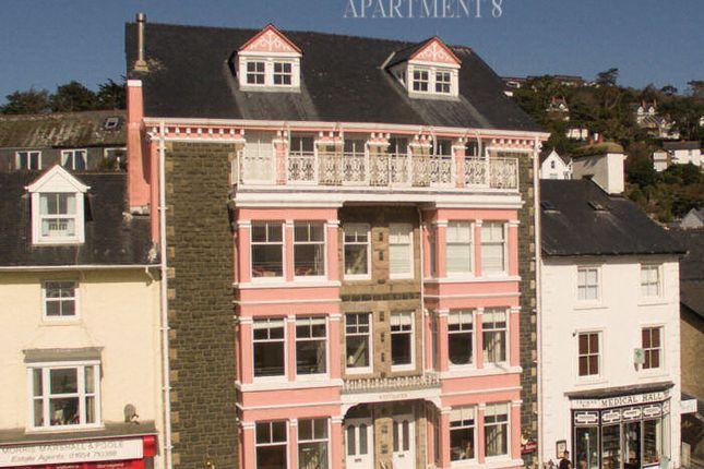 Thumbnail Duplex for sale in 17A Glandyfi Terrace, Aberdovey