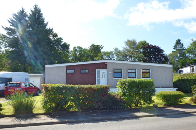 Thumbnail Detached bungalow for sale in 25 Cowal View, Gourock