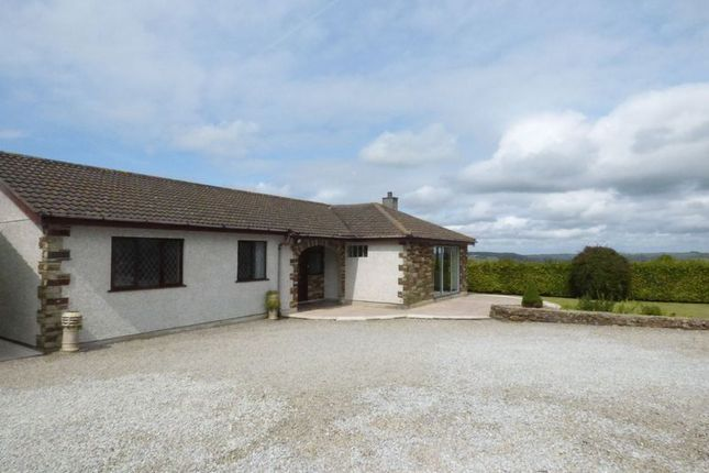 Thumbnail Bungalow for sale in Coxpark, Gunnislake