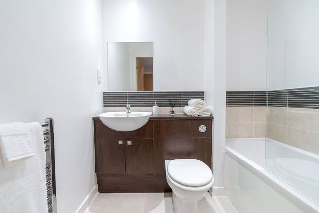 Bathroom of Lochend Park View, Edinburgh EH7