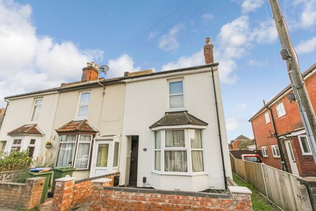 Thumbnail End terrace house for sale in Nelson Road, Shirley, Southampton