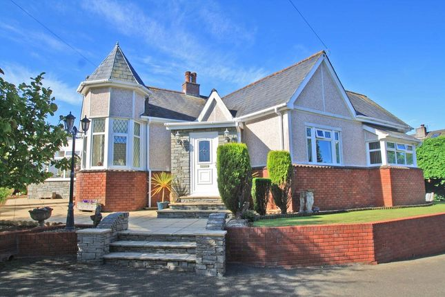 Thumbnail Detached bungalow for sale in Reservoir Road, Elburton, Plymouth