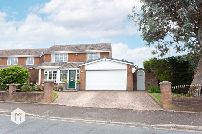 Thumbnail Detached house for sale in Rudgwick Drive, Brandlesholme, Bury