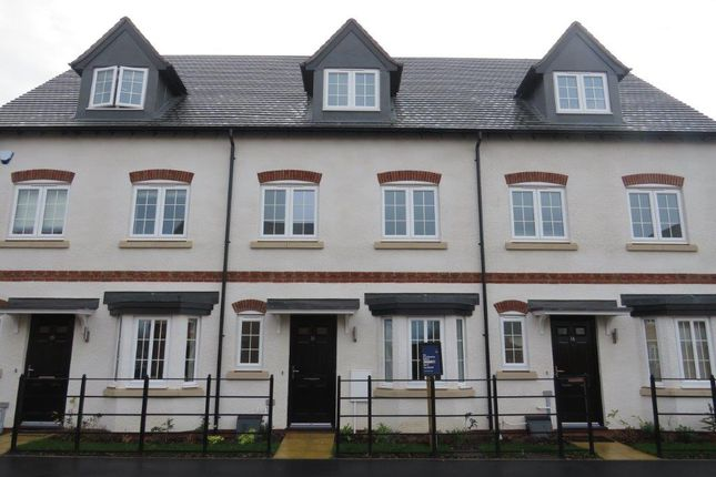 Thumbnail Terraced house for sale in Blythe Road, Coleshill, Birmingham