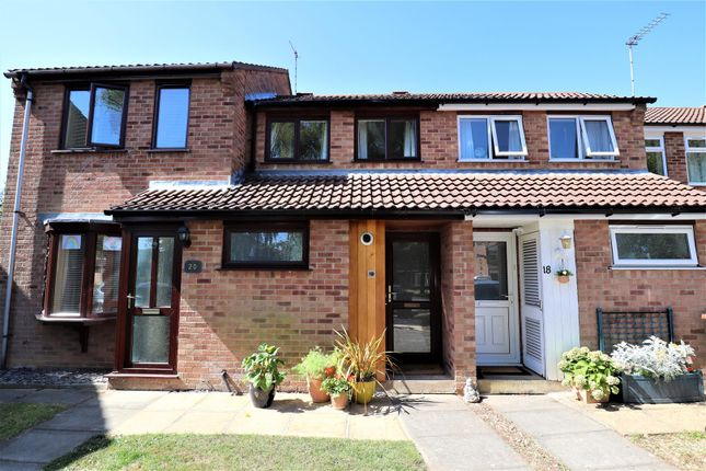 Thumbnail Terraced house for sale in Elsham Close, Lincoln
