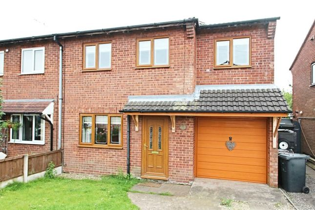 Thumbnail Semi-detached house to rent in Tawney Close, Kidsgrove, Stoke On Trent