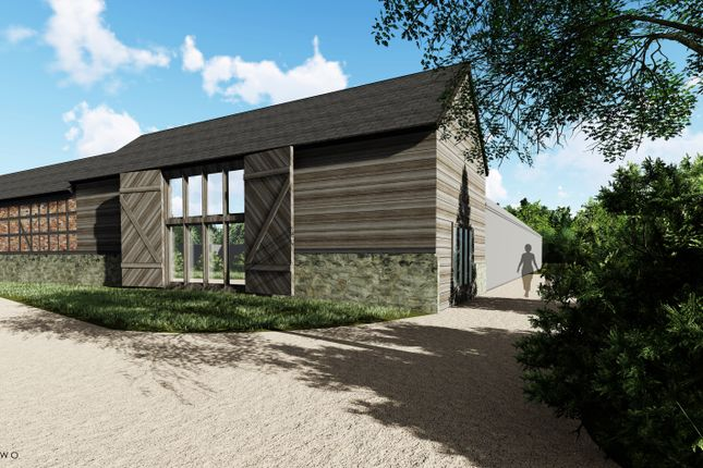 Thumbnail Barn conversion for sale in Haughton, Oswestry, Shropshire