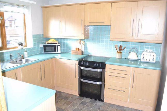 Kitchen of 26, Rhos Y Maen Isaf, Llanidloes, Powys SY18