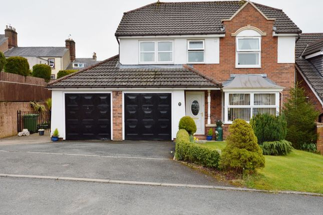 Thumbnail Detached house for sale in Macadam Gardens, Penrith