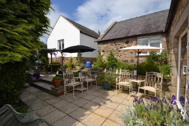 Thumbnail Cottage for sale in Wark, Cornhill-On-Tweed